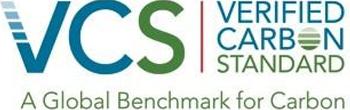 het logo van Verified Carbon Standard