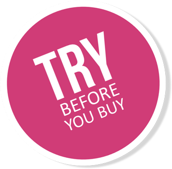 Try before you buy button